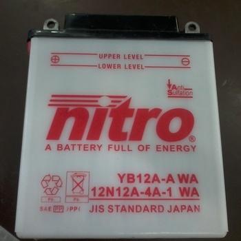Batterie YB 12 AA