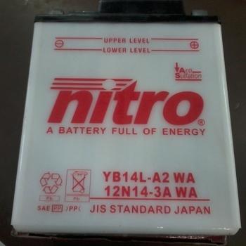 Batterie YB14L-A2