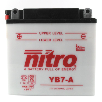 Batterie yb7-a