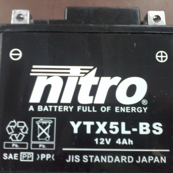 Batterie YTX5-LBS