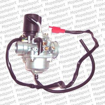Carburateur 19 mm starter electrique