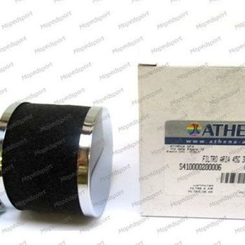 Filtre à air 35 mm 45° mousse