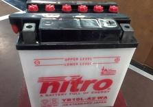 Batterie YB10-LA2