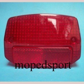 Feu rouge en verre Peugeot Fox