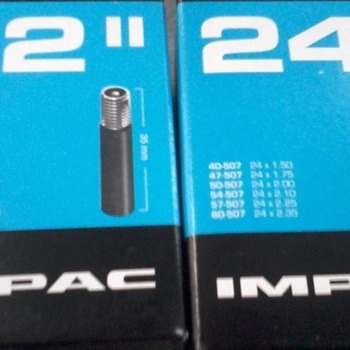"""Chambre à air IMPAC 20"""""""